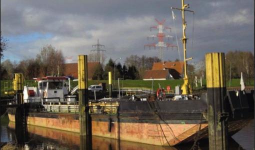 Split Hopper Barge 90m3